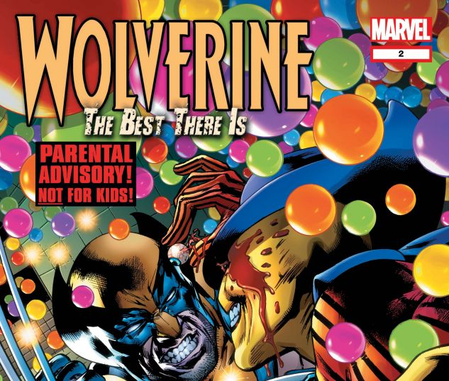 Wolverine: The Best There Is (2010) #2