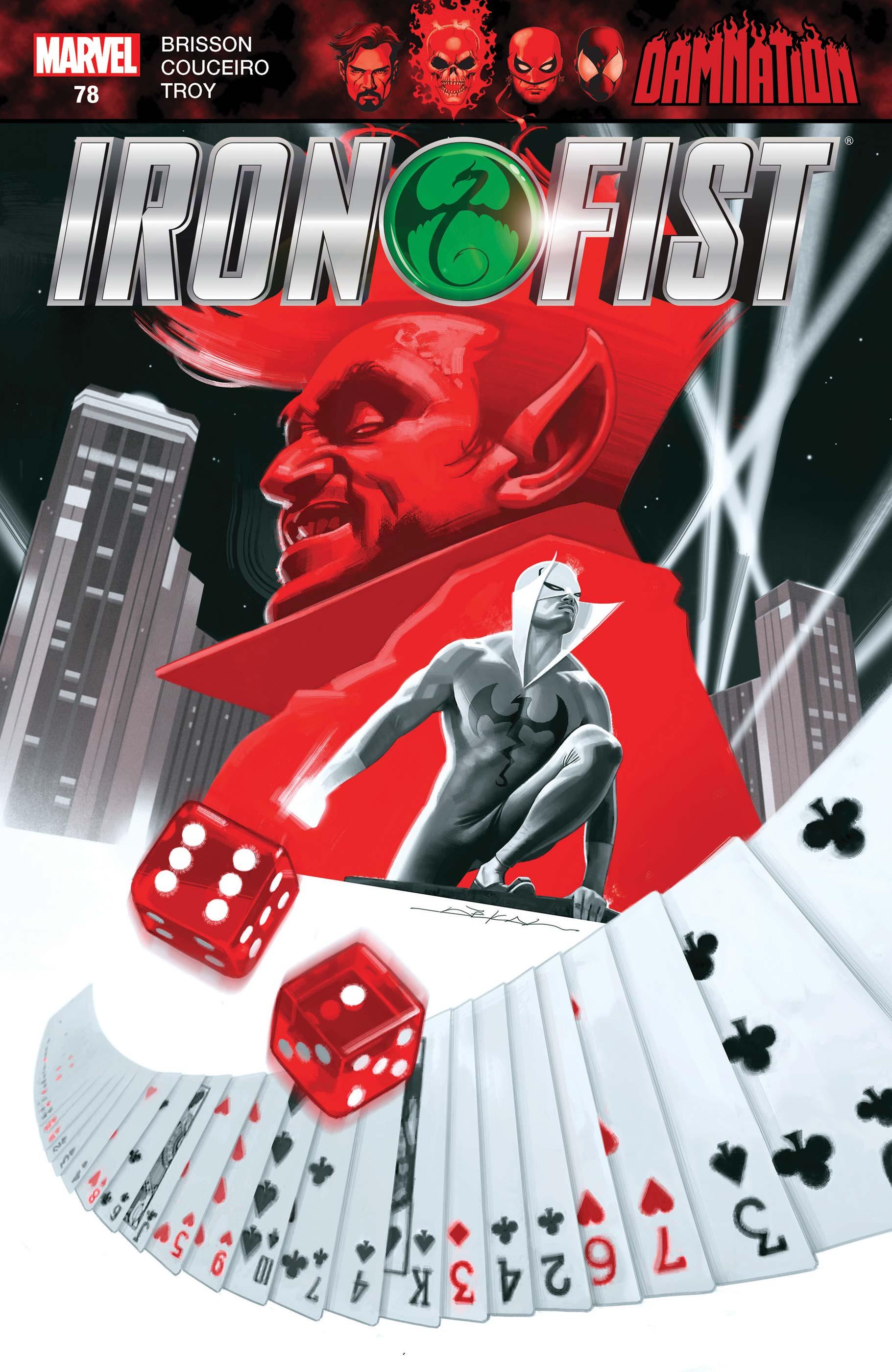 Iron Fist (2017) #78