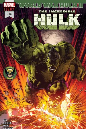 Incredible Hulk #714