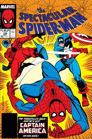 Peter Parker, the Spectacular Spider-Man (1976) #138