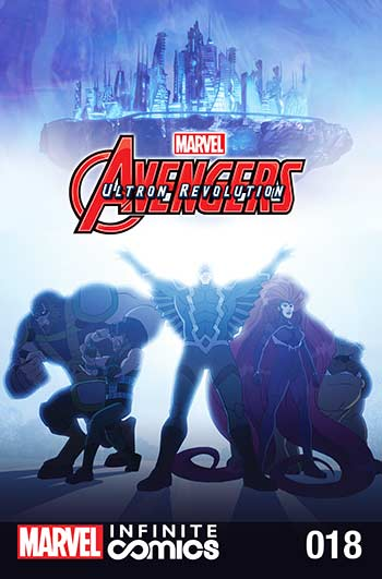 Marvel Universe Avengers: Ultron Revolution (2017) #18