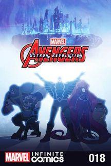 Marvel Universe Avengers: Ultron Revolution #18