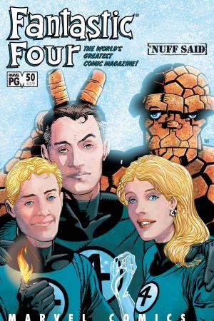 Fantastic Four #50