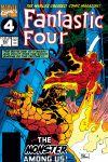 FANTASTIC FOUR (1961) #357