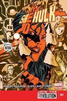 Red She-Hulk (2012) #67