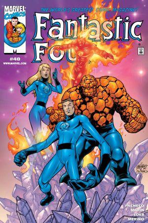 Fantastic Four (1998) #40