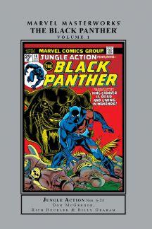 Marvel Masterworks: The Black Panther Vol.1 (Hardcover)