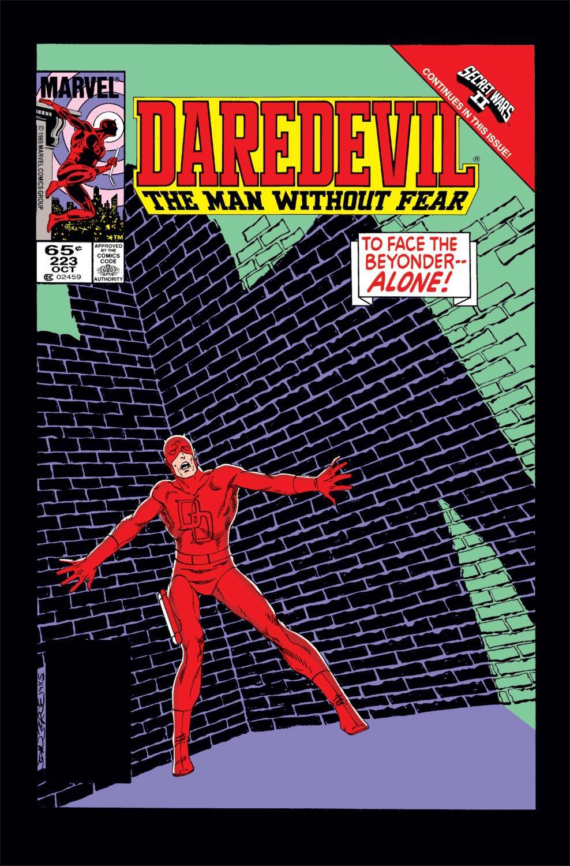 Daredevil (1964) #223