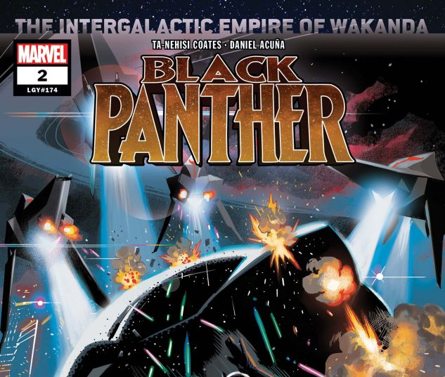 cover from Black Panther (2018) #2