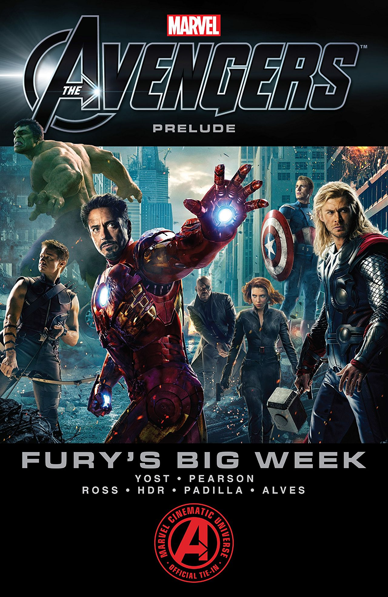 Marvel's The Avengers Prelude: Fury's Big Week (Trade Paperback)