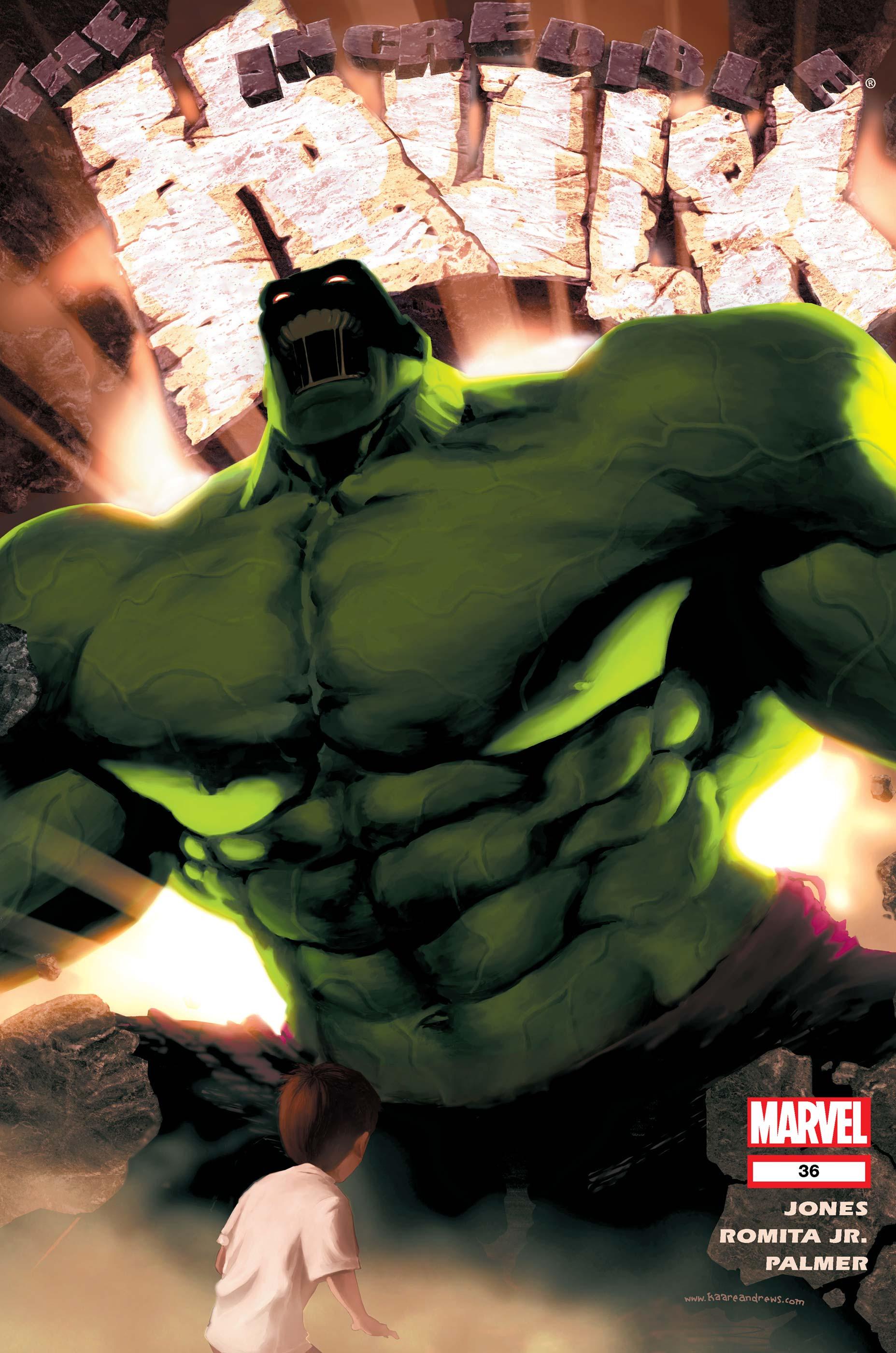 Incredible Hulk (1999) #36