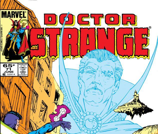 DOCTOR STRANGE (1974) #71