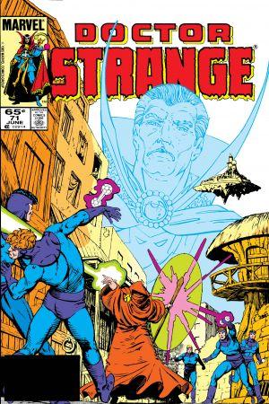 Doctor Strange #71