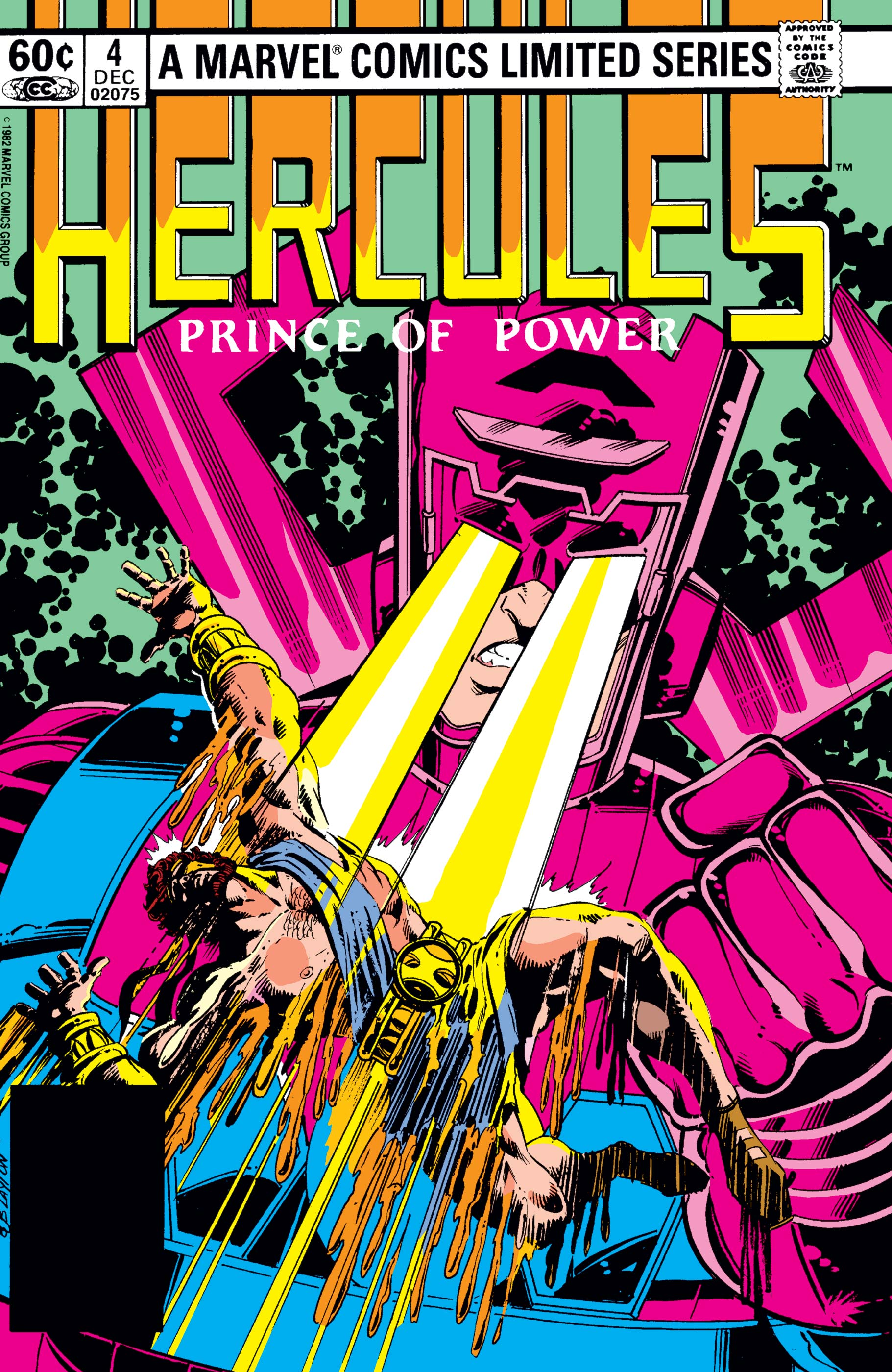Hercules: Prince of Power (1982) #4
