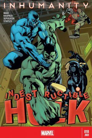 Indestructible Hulk #18