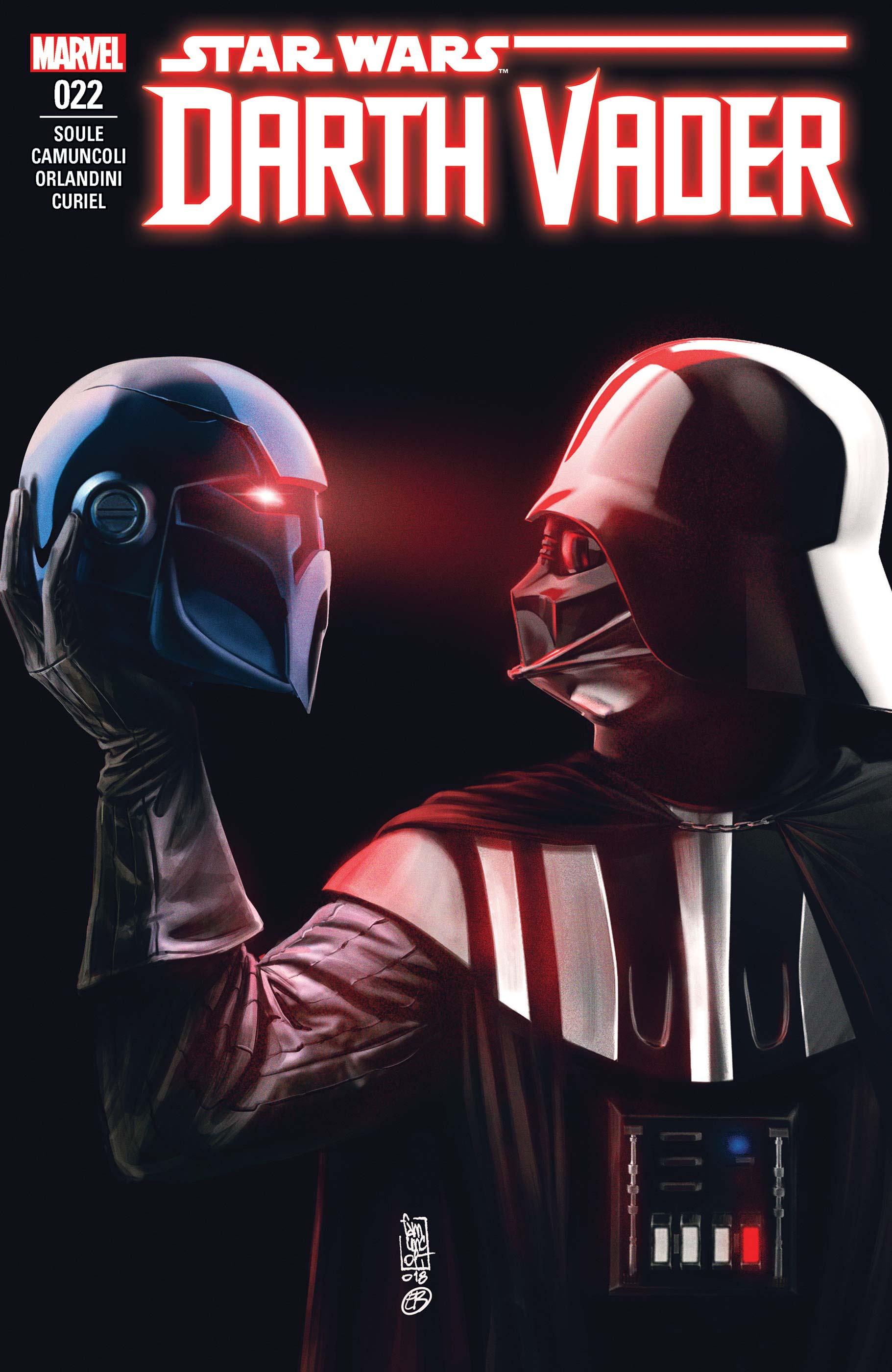 Darth Vader (2017) #22