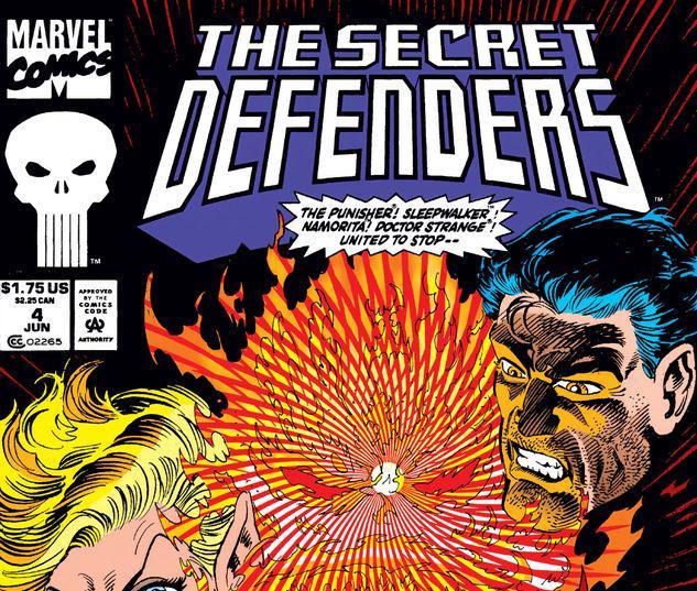Secret Defenders #4