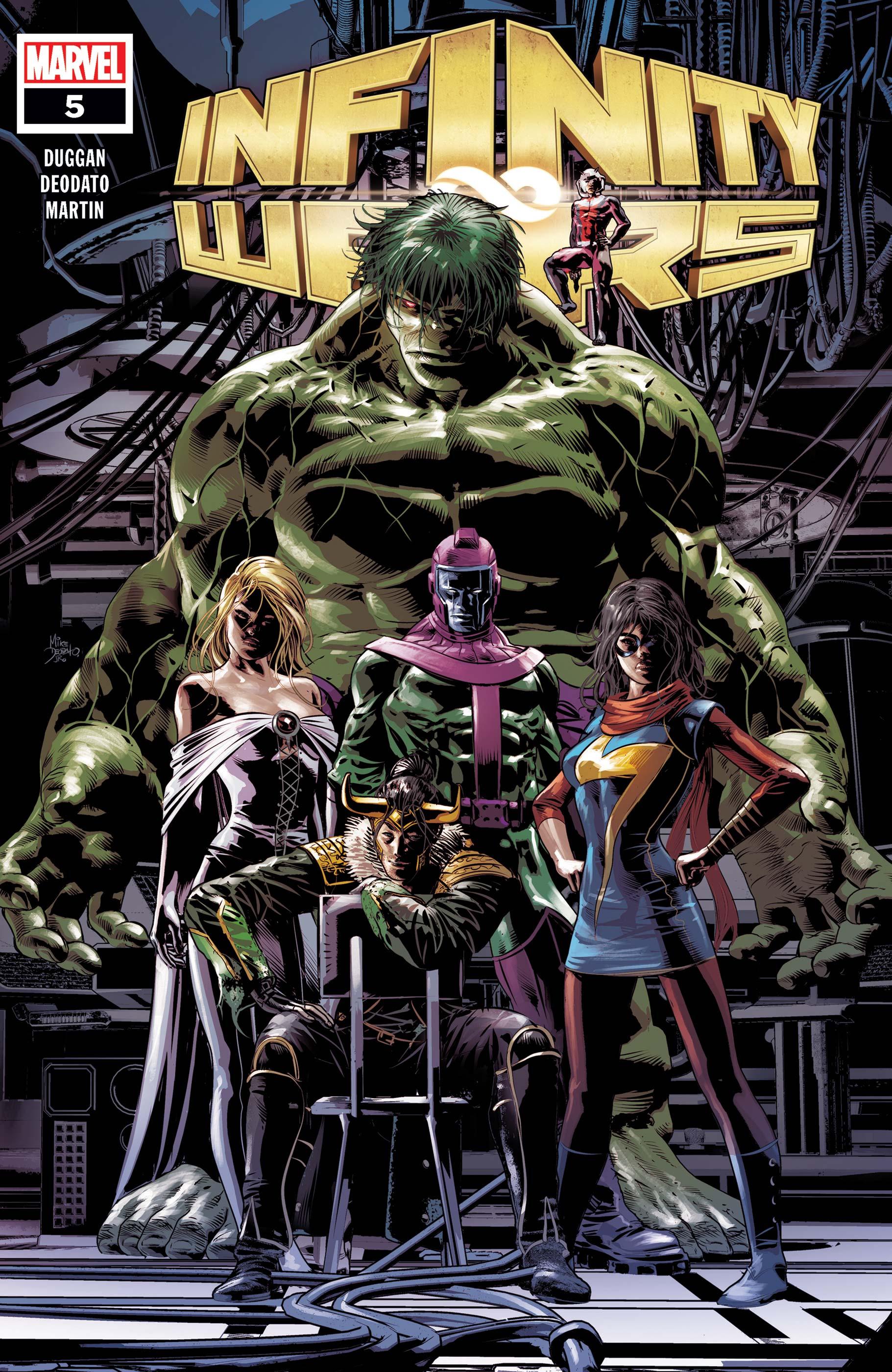 Infinity Wars (2018) #5