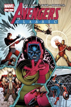Avengers Classic #8
