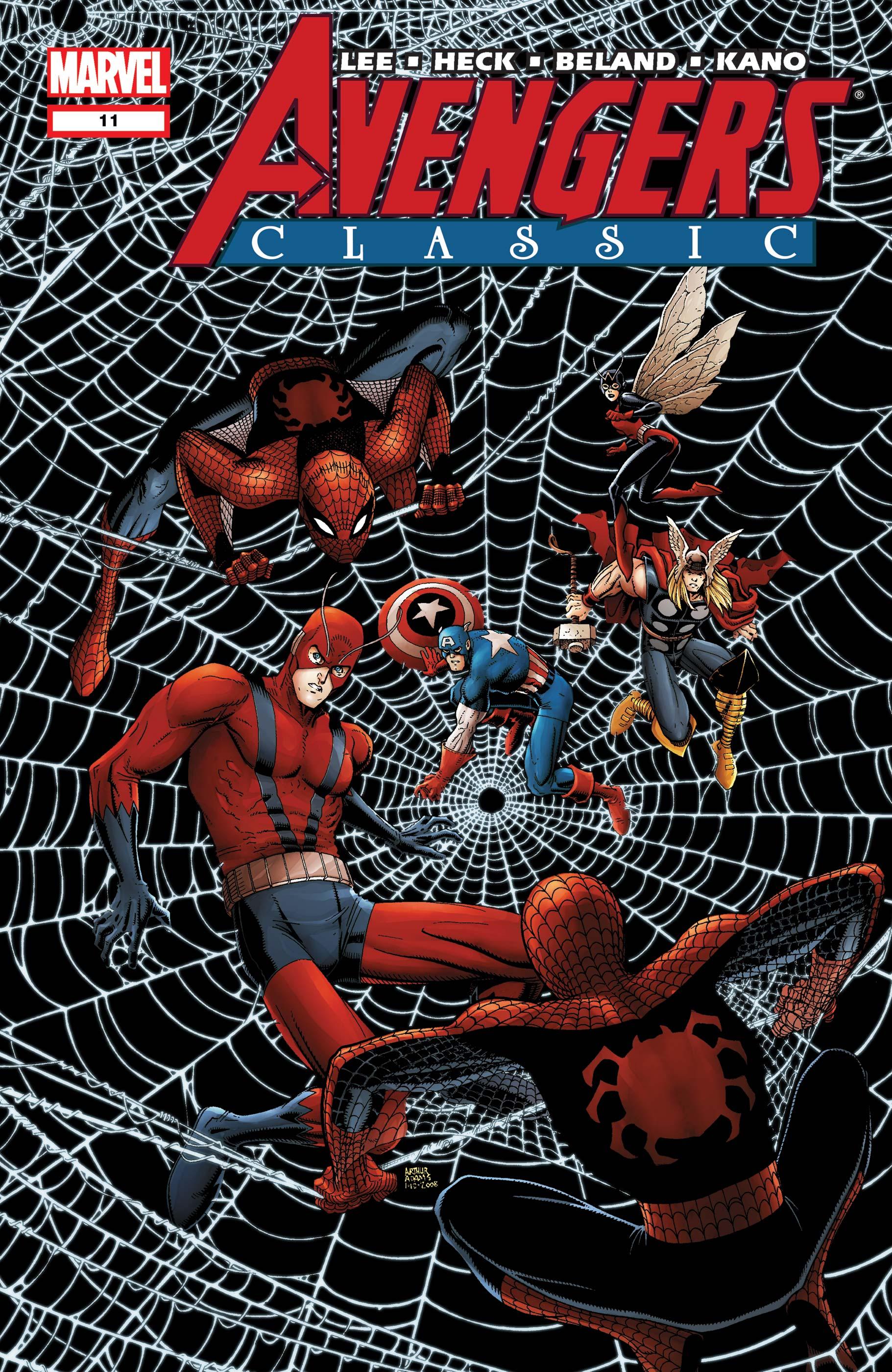 Avengers Classic (2007) #11