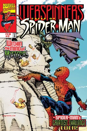 Webspinners: Tales of Spider-Man (1999) #2