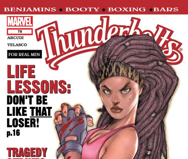 THUNDERBOLTS (1997) #78