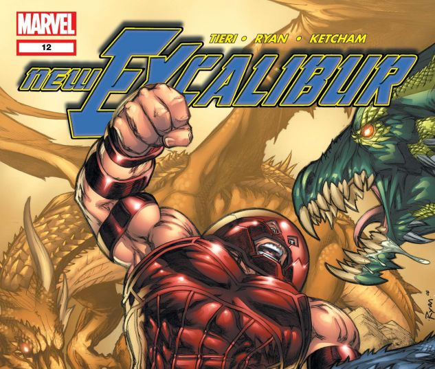 NEW EXCALIBUR (2005) #12