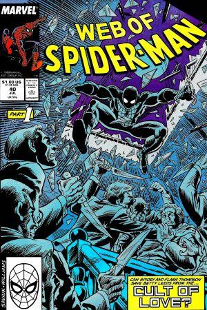 Web of Spider-Man (1985) #40