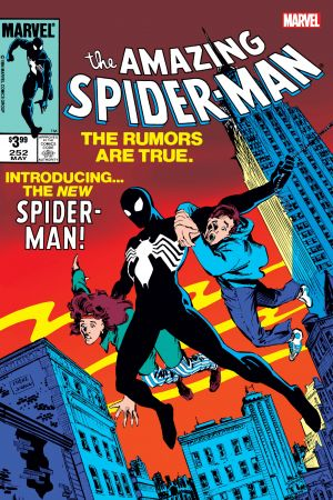 Amazing Spider-Man Facsimile Edition #252