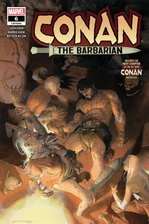Conan the Barbarian (2019) #6