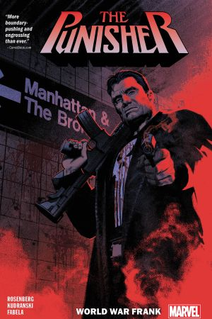 The Punisher Vol. 2: War In Bagalia (Trade Paperback)