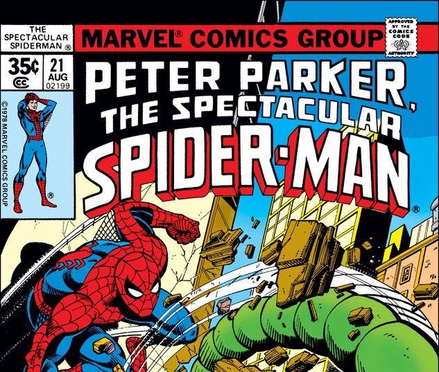 Peter Parker, the Spectacular Spider-Man #21