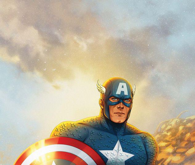 MARVEL TALES: CAPTAIN AMERICA 1 BARTEL VIRGIN VARIANT #1