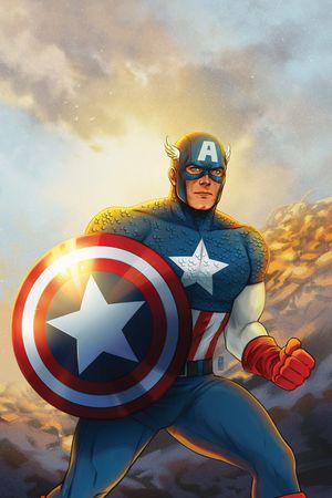 Marvel Tales: Captain America (2019) #1 (Variant)