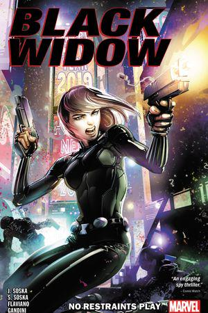 Black Widow: No Restraints Play (Trade Paperback)