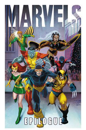 Marvels Epilogue (2019) #1 (Variant)