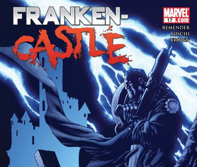 FRANKENCASTLE (2010) #17