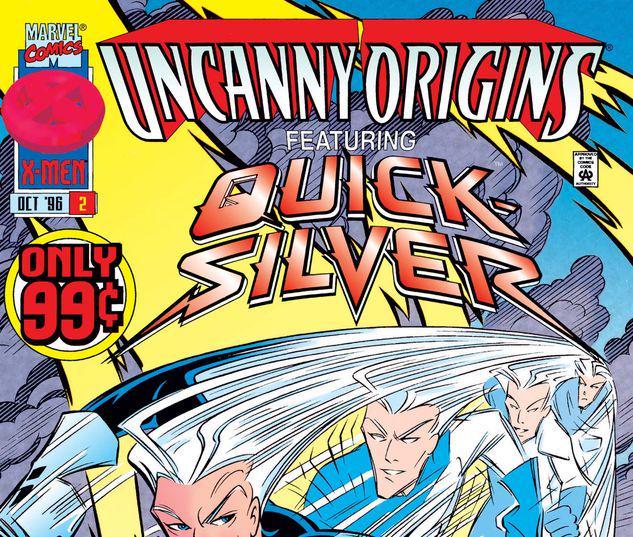 Uncanny Origins #2