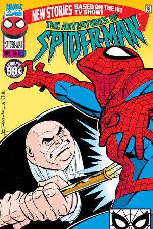 Adventures of Spider-Man #8