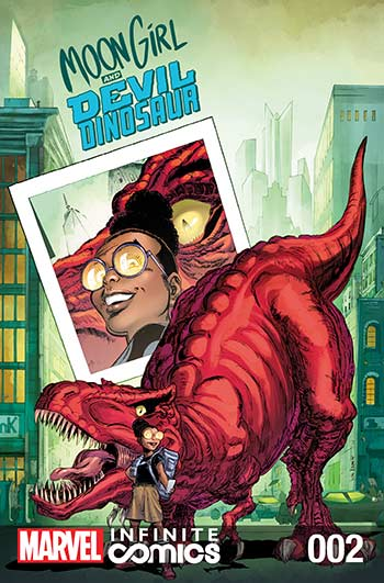 Moon Girl and Devil Dinosaur (2019) #2