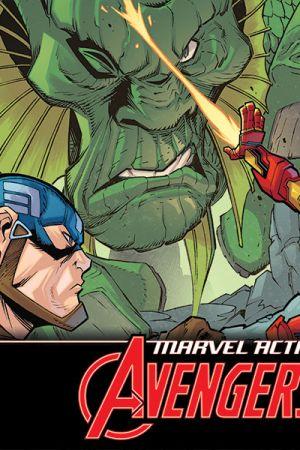 Marvel Action Avengers (2018 - 2019)