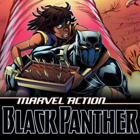 Marvel Action Black Panther (2019 - 2020)