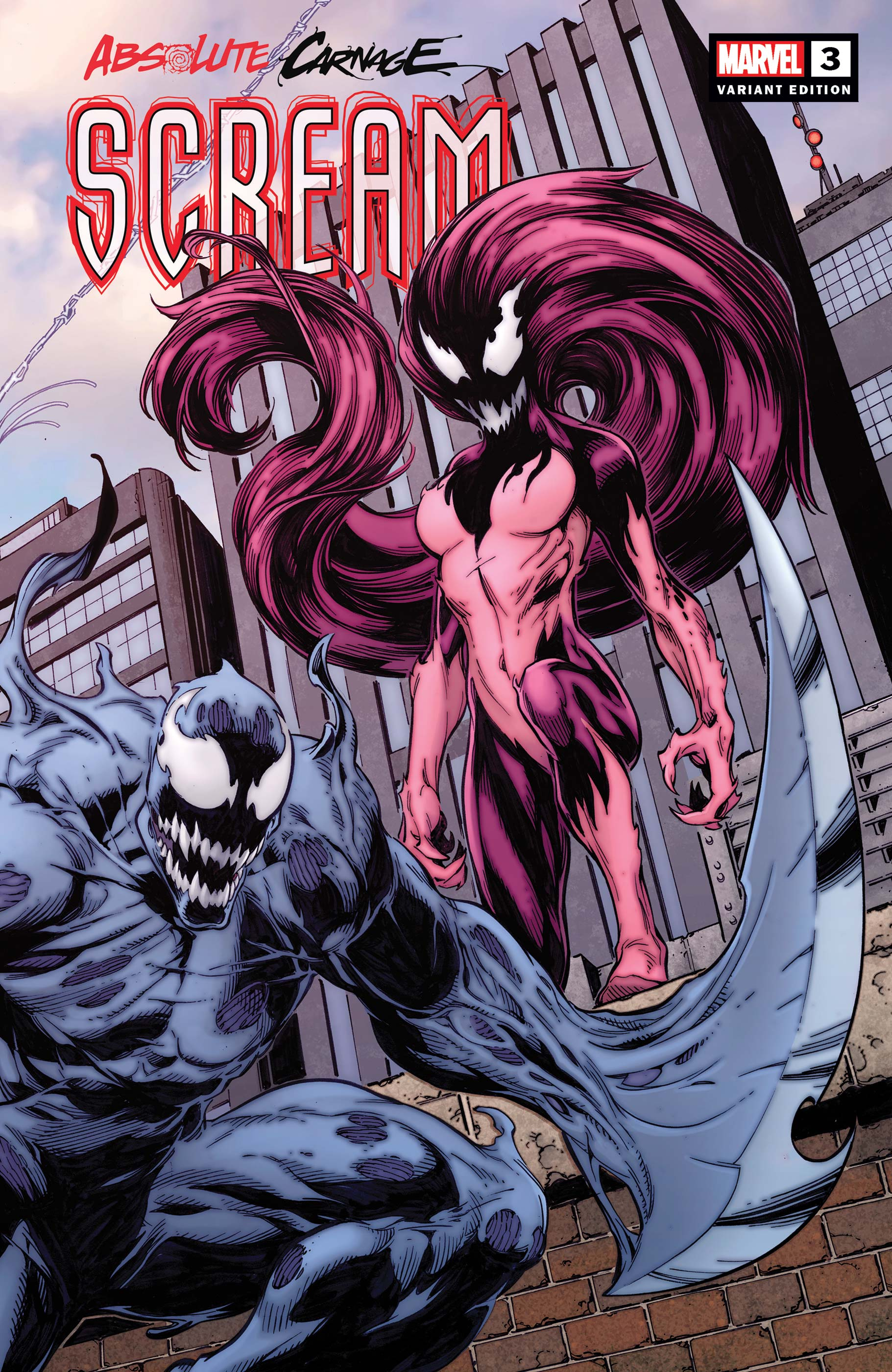 Absolute Carnage: Scream (2019) #3 (Variant)