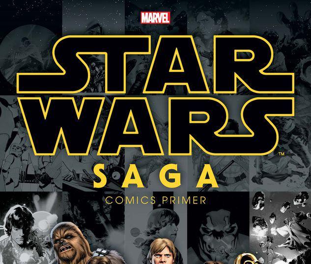 STAR WARS SAGA 1 #1
