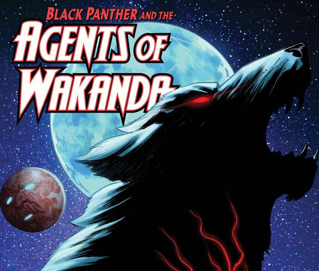 Black Panther and the Agents of Wakanda #4