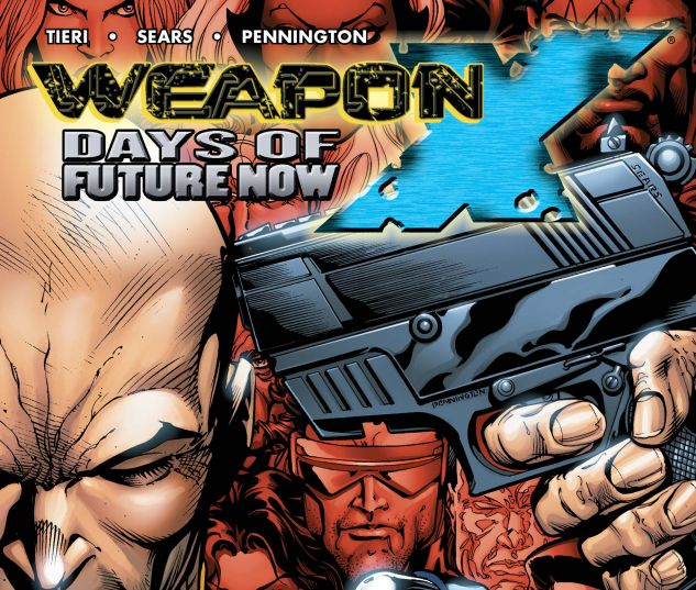WEAPON X: DAYS OF FUTURE NOW (2005) #2