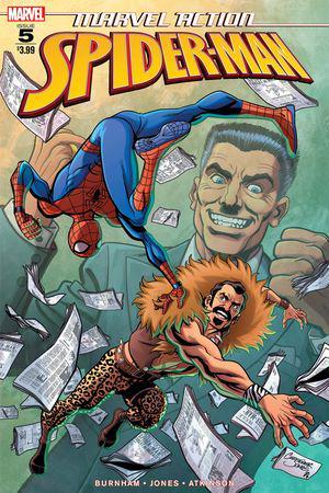 Marvel Action Spider-Man #5
