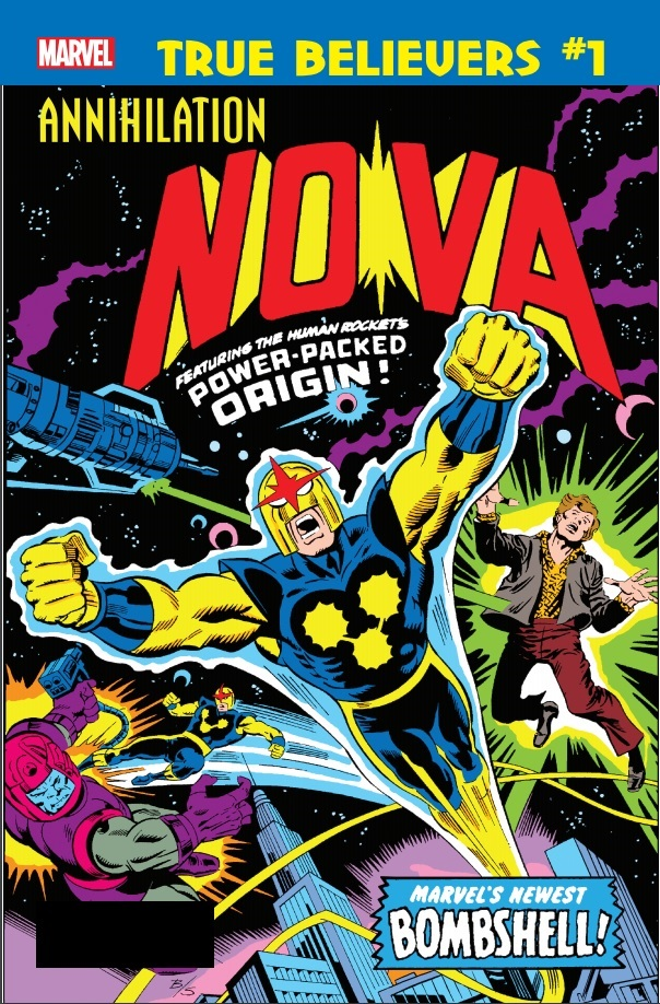 True Believers: Annihilation - Nova (2019) #1