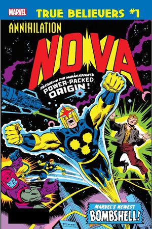 True Believers: Annihilation - Nova #1