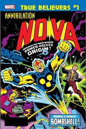 True Believers: Annihilation - Nova (2019) #1